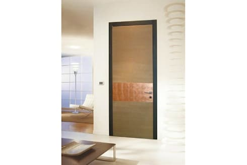 Porte interne in legno linea MODULES von TONDIN PORTE SRL con unico ...