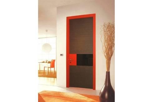 Porte interne in legno linea MODULES von TONDIN PORTE SRL con unico ...