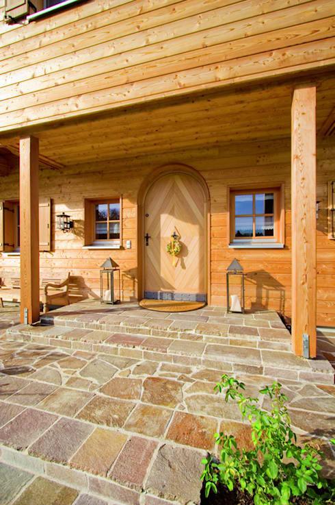 منازل تنفيذ Thoma Holz GmbH
