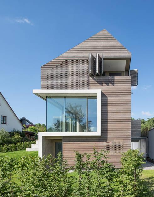Casas de estilo  por msm D.Schneck