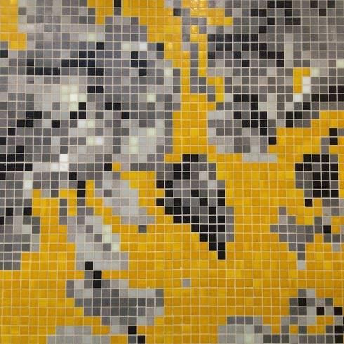 мозаика bisazza: Ванная комната в . Автор – PlatFORM