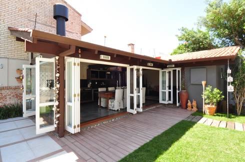 Gazebo: Terraços  por DU Architecture for Work