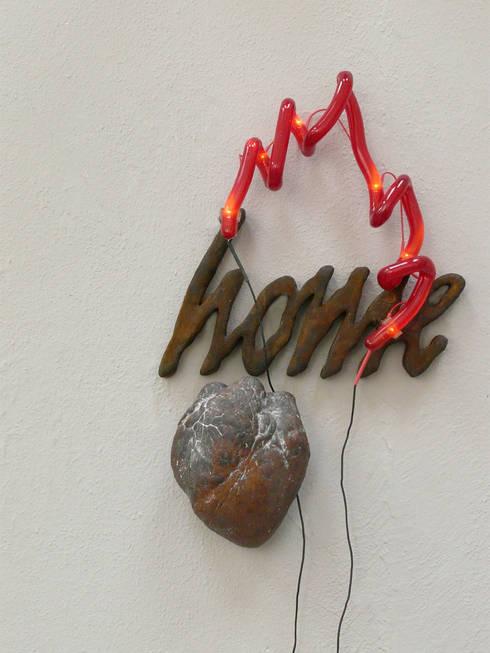 """'Home"""":  Kunst  door Van Dessel en Joosten"""