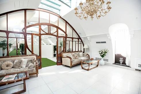 VK Office - Singer House:  в . Автор – Ekaterina Bahir