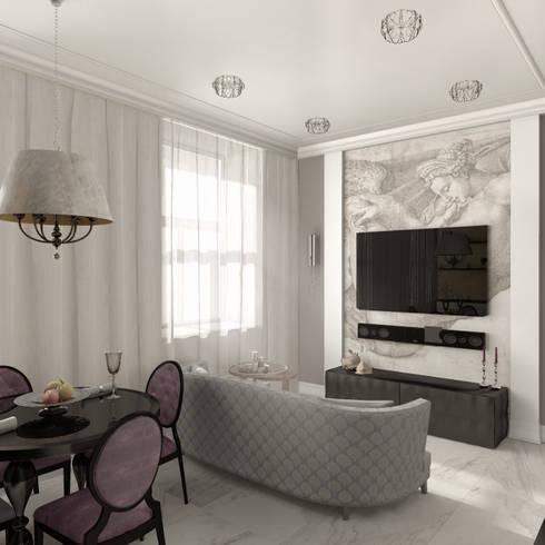 Квартира в Санкт-Петербурге: Спальни в . Автор – Ekaterina Bahir