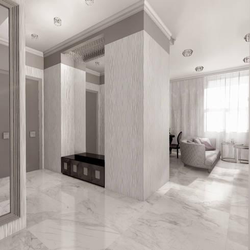 Квартира в Санкт-Петербурге: Коридор и прихожая в . Автор – Ekaterina Bahir