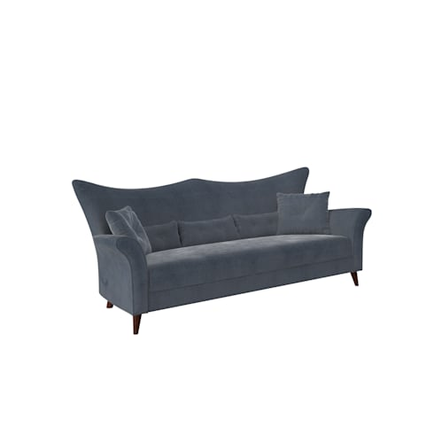 3d models of Sofa banzho: Гостиная в . Автор – 3D_DESIGNER_ALLA