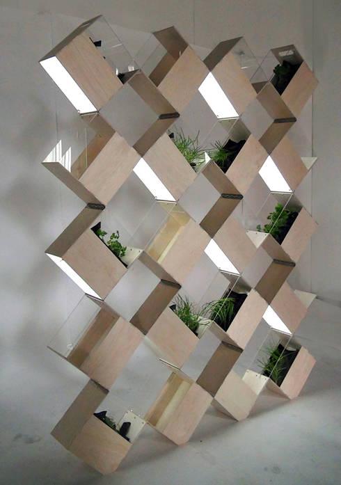 Projekty,  Sypialnia zaprojektowane przez Dotto Francesco consulting Green