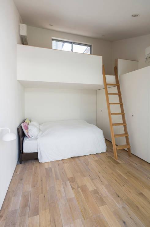 Bedroom by H建築スタジオ
