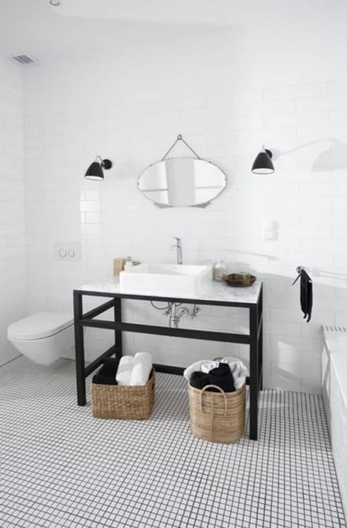 Baños de estilo  por cs