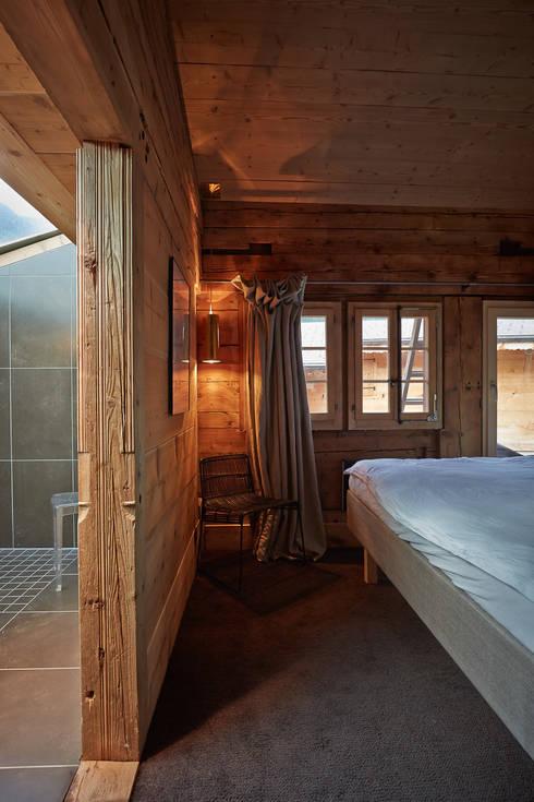 Schlafen:  Schlafzimmer von gehret design gmbh