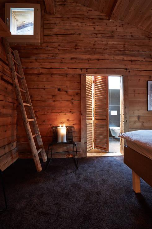 gehret design gmbh의  침실