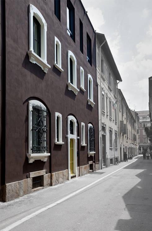 concoct: Hotel in stile  di andrea borri architetti