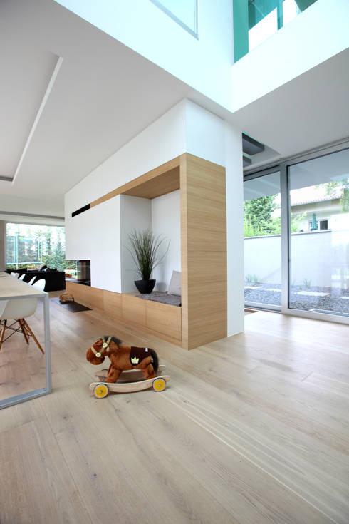 Moderne Villa Im Taunus Von Neugebauer Architekten Bda | Homify