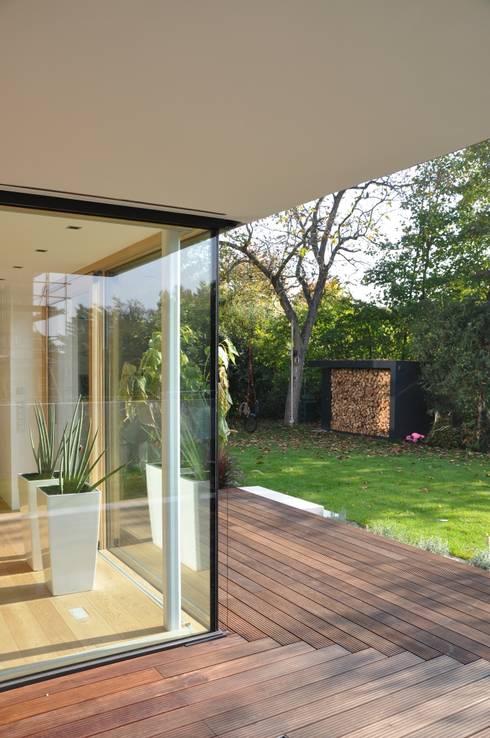 Garden by Neugebauer Architekten BDA