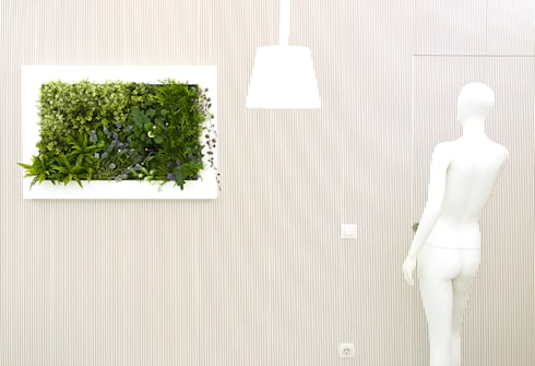 MEETING POINT: Salones de estilo moderno de soma [arquitectura imasd]