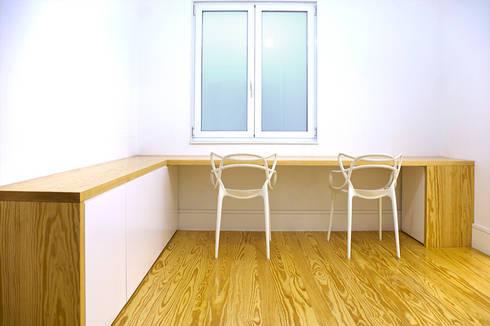 MEETING POINT: Estudios y despachos de estilo moderno de soma [arquitectura imasd]
