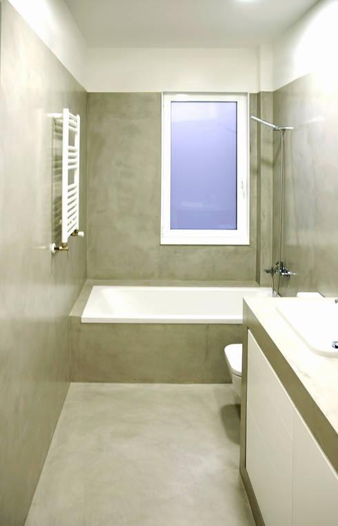 MEETING POINT: Baños de estilo moderno de soma [arquitectura imasd]