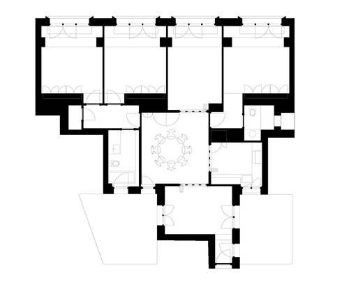 MEETING POINT:  de estilo  de soma [arquitectura imasd]