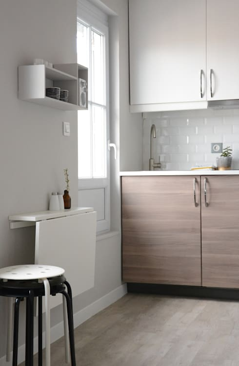 moderne Keuken door Insides