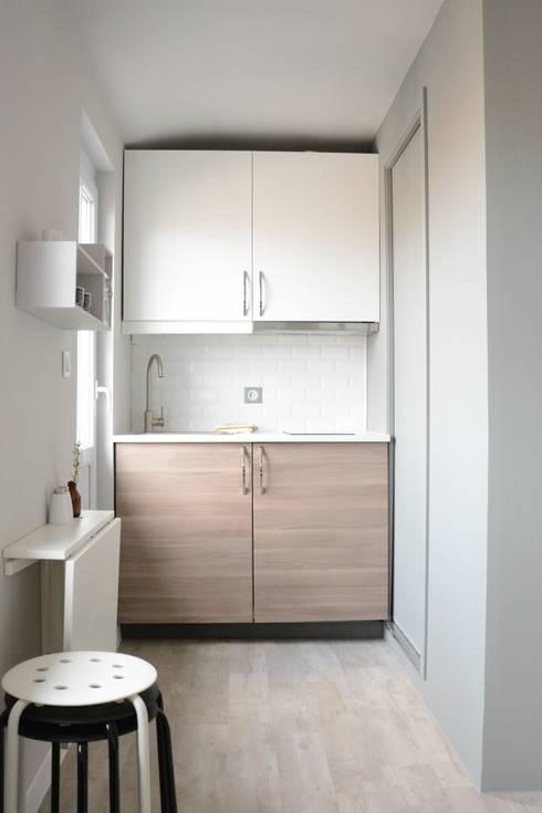 Projekty,  Kuchnia zaprojektowane przez Insides