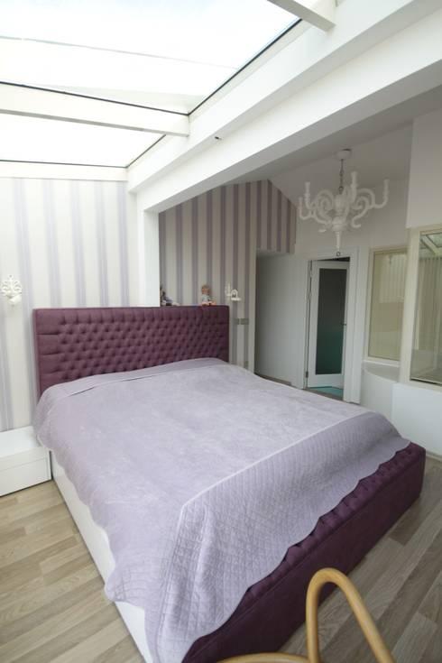 Bedroom by DerganÇARPAR Mimarlık
