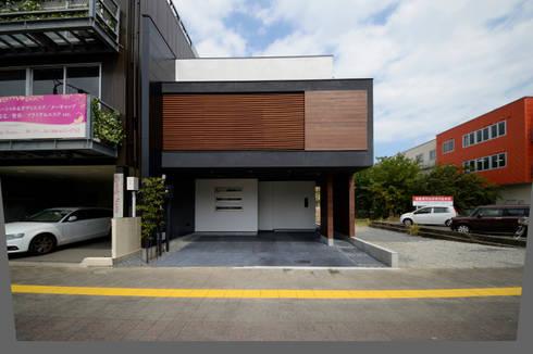 brise_soleil: ANTENNA DESIGNが手掛けた家です。