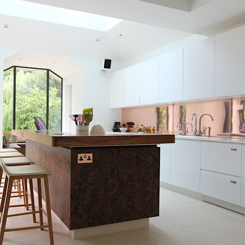 Wanstead village by phillips design studio homify Kitchen design for village