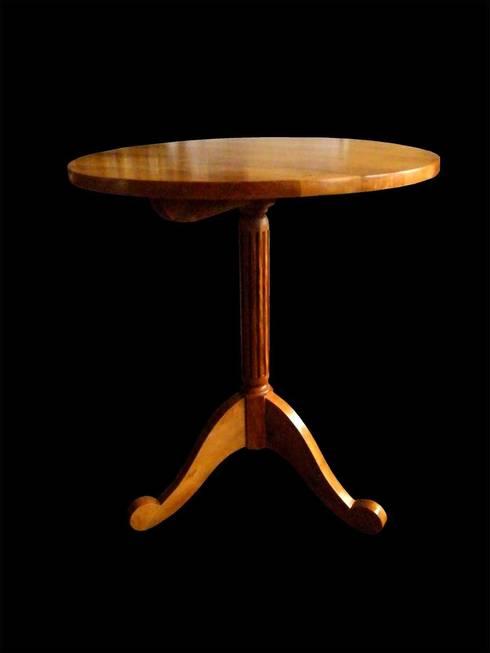 Projekty,  Salon zaprojektowane przez Acorn Furniture