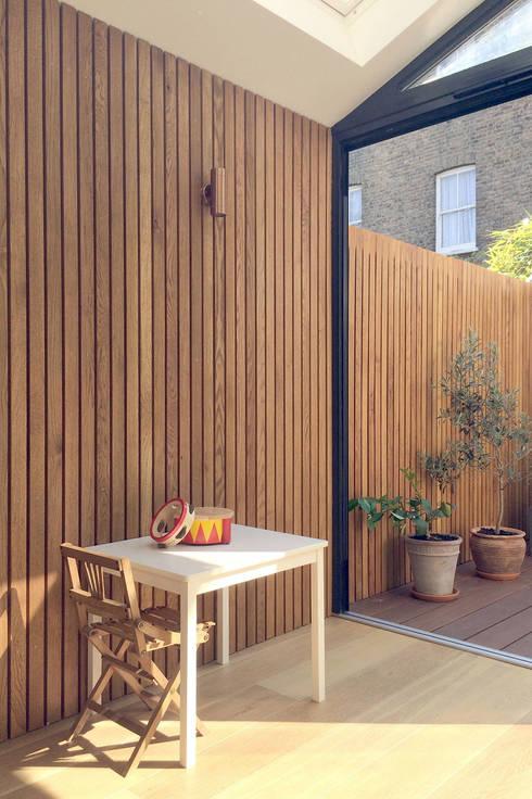 Venn Street Part 2: modern Dining room by Proctor & Co. Architecture Ltd
