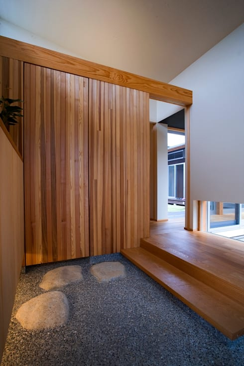 trough: Y.Architectural Designが手掛けた窓です。