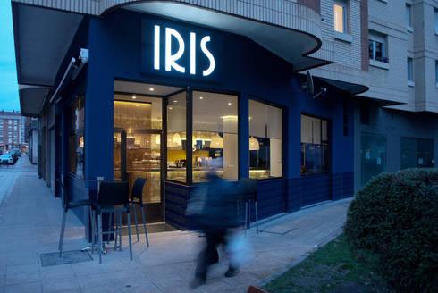 Bar IRISBar IRIS: Locales gastronómicos de estilo  de interior03