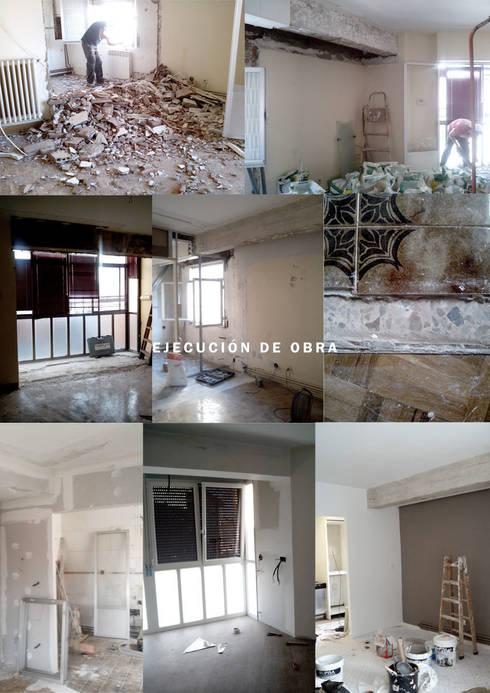 Salón-ccoina: Cocinas de estilo  de interior03
