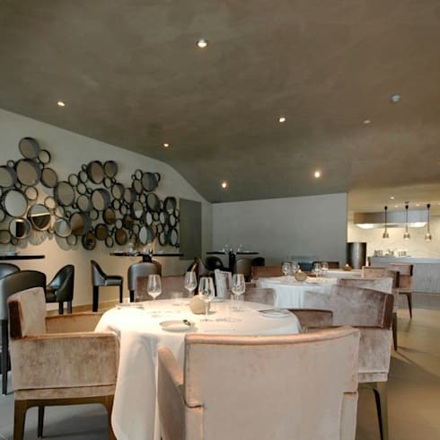 Perle:  Muren & vloeren door Dofine wall | floor creations
