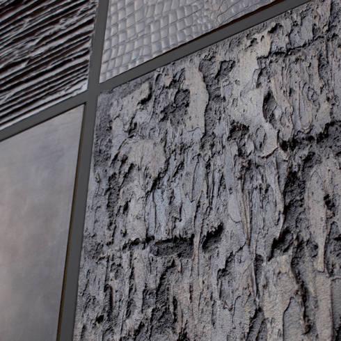 Quadratum:  Muren & vloeren door Dofine wall | floor creations