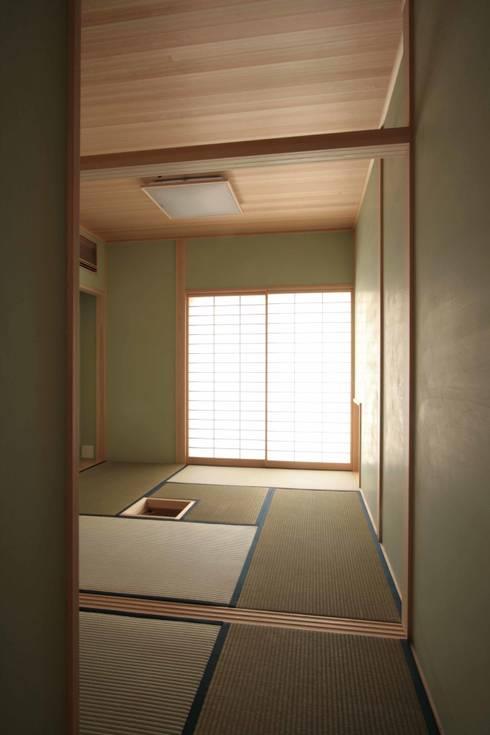 中川龍吾建築設計事務所의  방