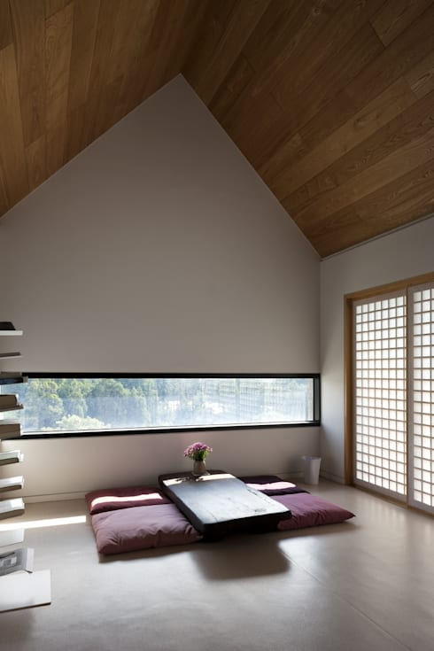 ARCHITECT GROUP CAAN 의 Jeju stay BIUDA  homify
