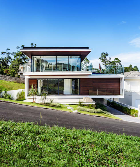 Casas  por JOBIM CARLEVARO arquitetos