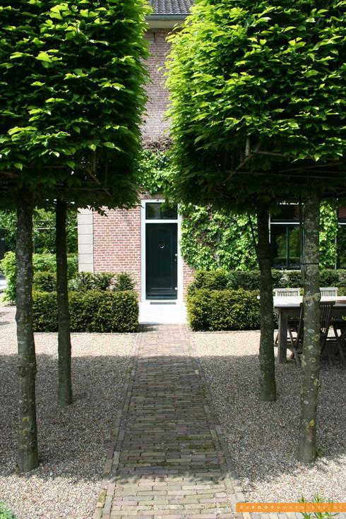 Tuin van het jaar 2014:  Tuin door De Rooy Hoveniers