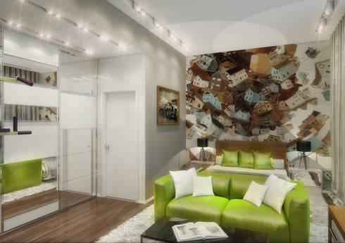 Apartament in Modern Style:  в . Автор – HandZart