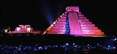 Chichen Itzá - Ruinas Mayas:  de estilo  por Ingrid_Homify