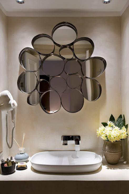 Baños de estilo  por art5