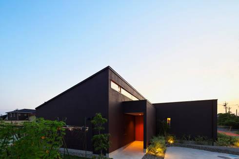 奥田の家: 五藤久佳デザインオフィス有限会社が手掛けた家です。