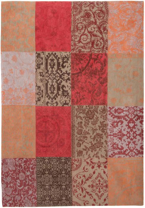 The Vintage Collection - Foliage 8370:  Muren & vloeren door louis de poortere