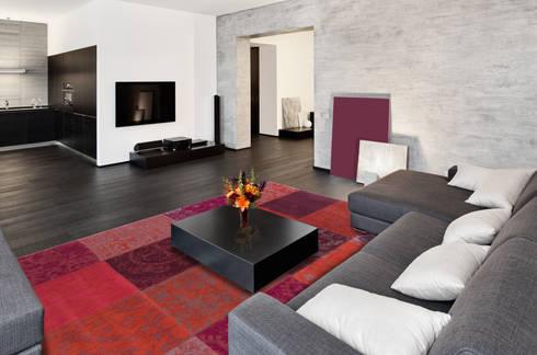 Patchwork - Spicy 8371 - Interior:  Muren & vloeren door louis de poortere