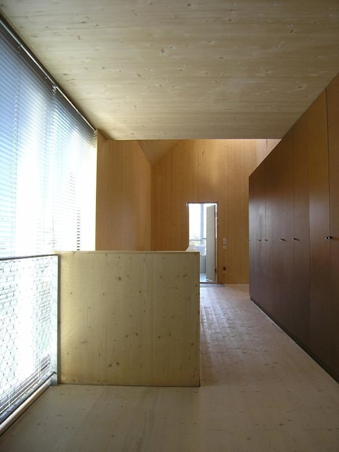 Villa Christa:  Arbeitszimmer von Fürst & Niedermaier, Architekten