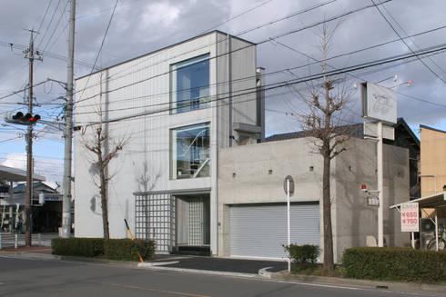 稲沢の家: 五藤久佳デザインオフィス有限会社が手掛けた家です。