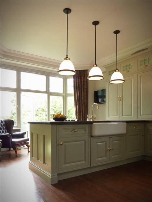 Kitchen by The Victorian Emporium