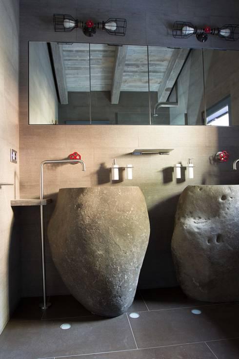 Ванные комнаты в . Автор – DF Design
