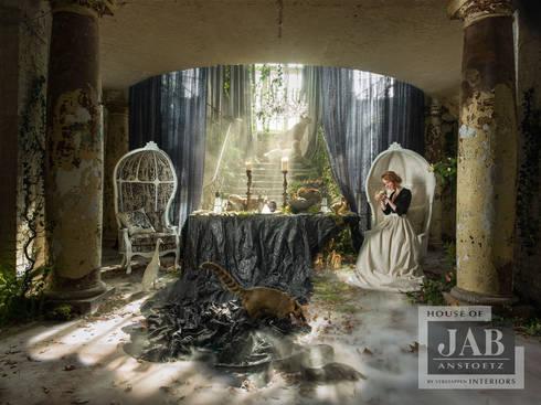 JAB Grandezza Vol.9 Collection Spring 2015:  Ramen & deuren door House of JAB by Verstappen Interiors
